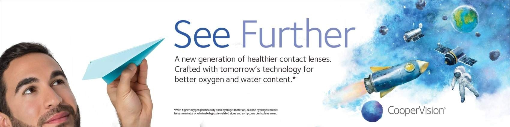 Healthy Contact Lenses