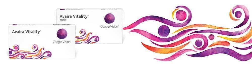 Avaira Family Cooper Vision