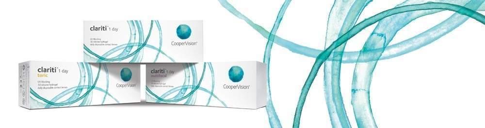 Clariti Family Cooper Vision
