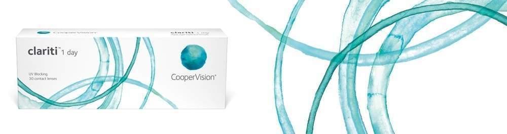 clariti 1 day cooper vision